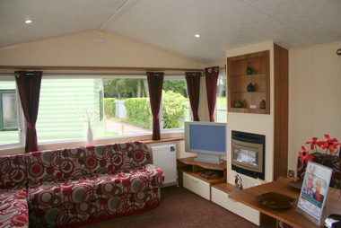 Willerby Rio Disabled Lounge