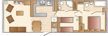 Swift Champagne Lodge Floor Plan