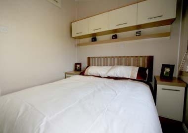 Willerby Key West Holiday Lodge Second Bedroom