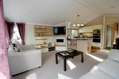 Willerby Key West Holiday Lodge Open Plan Living