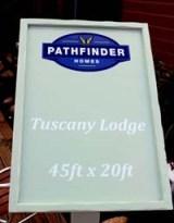 2014 Pathfinder Tuscany holiday lodge