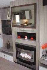 Swift Moselle holiday lodge kitchen