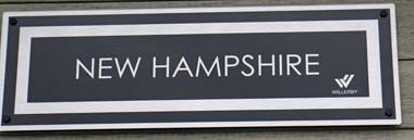Willbery New Hampshire