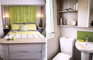 Swift Alsace Master Bedroom and En-Suite