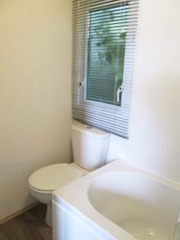 Harewood bathroom Toilet