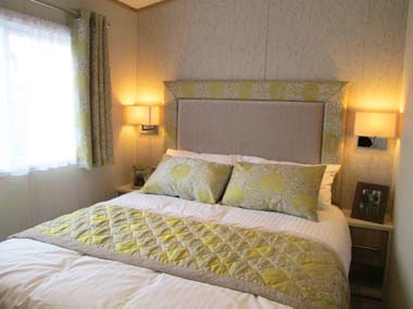 Carnaby Helmsley  Double Bedroom