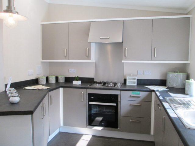 Tingdene Villa Kitchen B