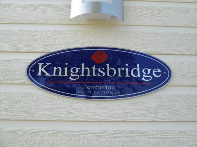 Pemberton Knightsbridge Sign