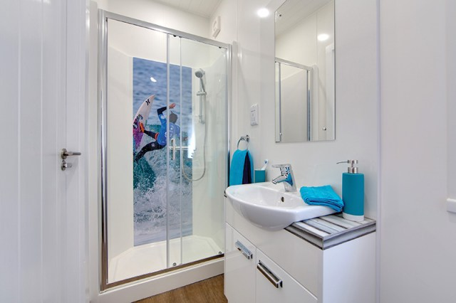 The Willerby Reef bathroom