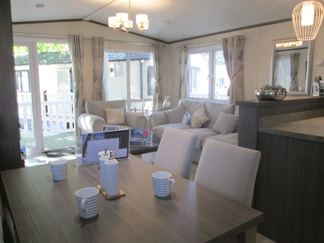Regal Somerton Lounge from Kitchen