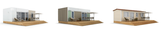 Adria holiday homes