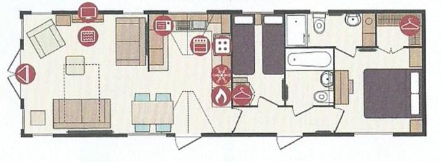 Pemberton Serena Floor Plan