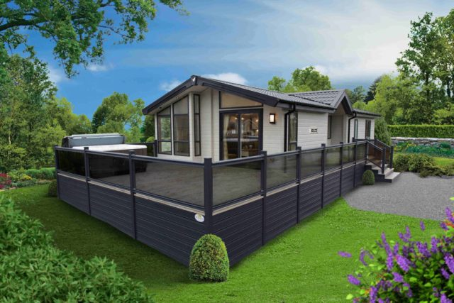 The Mulberry Lodge from Willerby