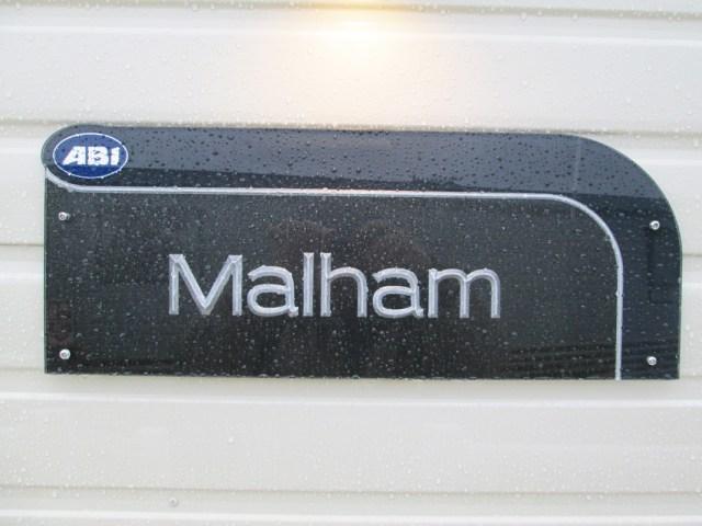 ABI Malham Sign