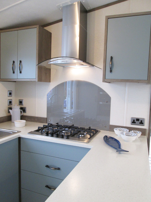 Carnaby Hainsworth Stove and Extractor