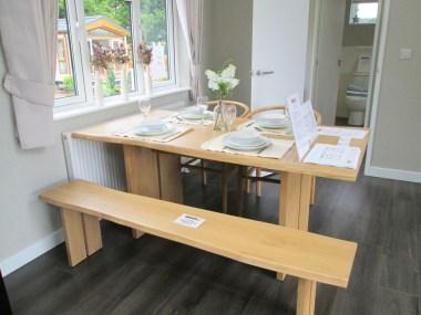 Omar Atrium Dining Table Set