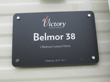 Victory Belmor Sign
