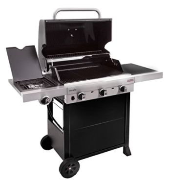 Charbroil Performance 330B gas barbecue