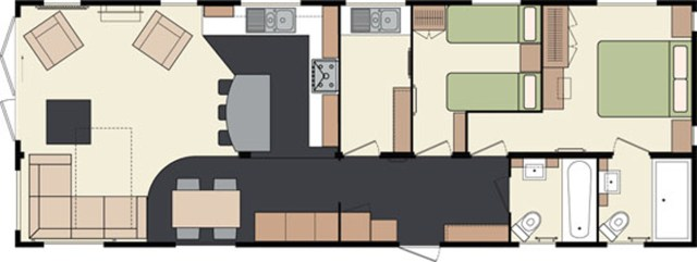 Pemberton Arrondale floor plan