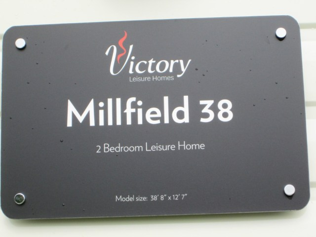Victory Millfield Sign