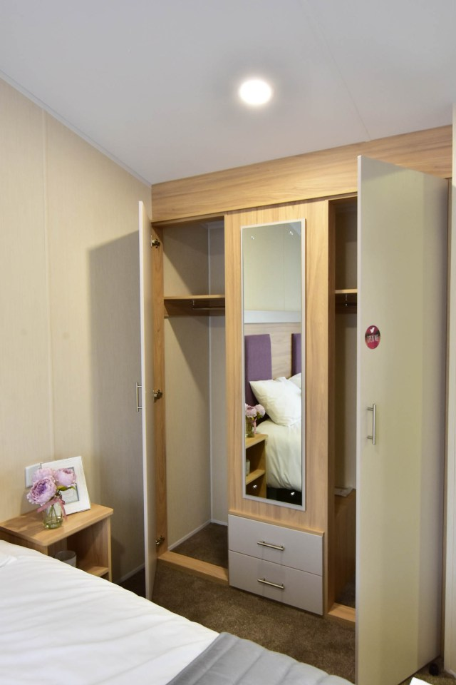 Willerby Linwood wardrobes