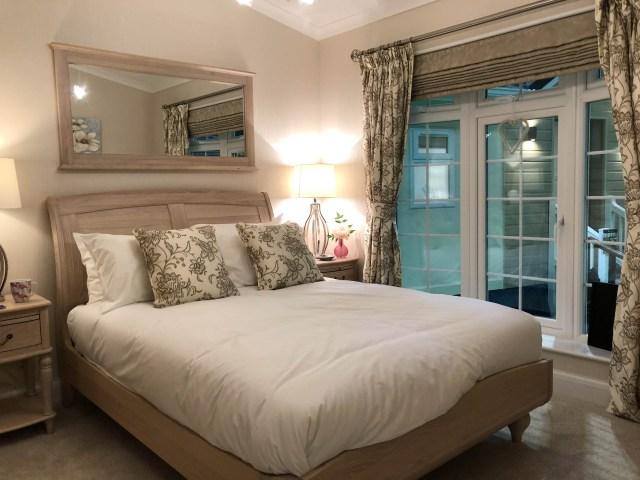 2019 Omar Heritage Park Home second bedroom