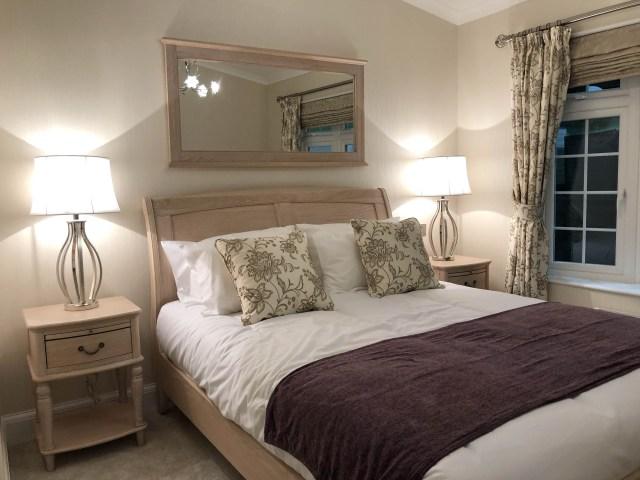 2019 Omar Heritage Park Home master bedroom