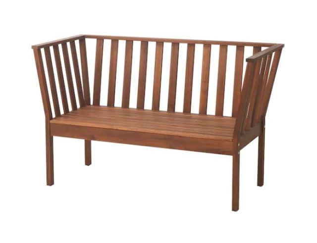 Ikea outdoor bench