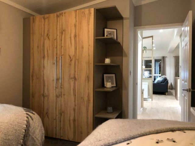 Tingdene Harrington Twin Bedroom Wardrobes
