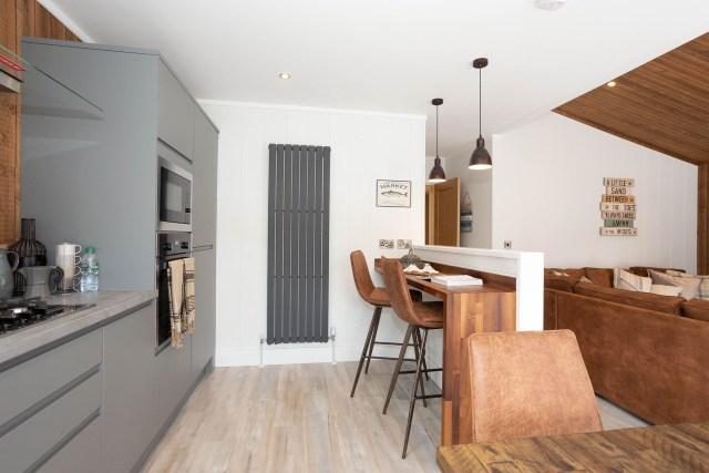 2020 Prestige Samphire lodge kitchen