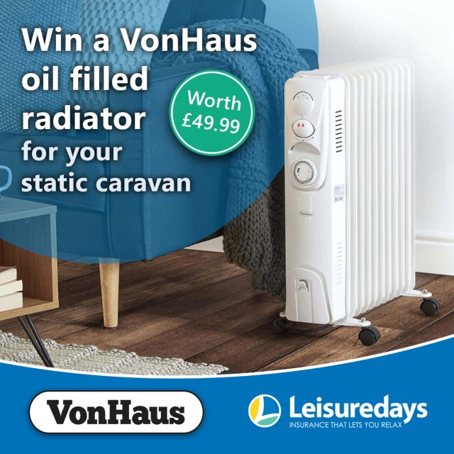VonHaus radiator competition