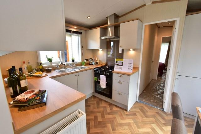 2020 Pemberton Abingdon Lodge kitchen
