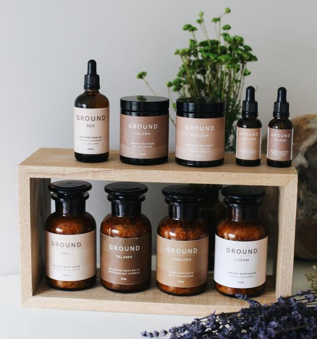 Peigin Crowley launches restorative aromatherapy wellbeing brand | spabusiness.com products