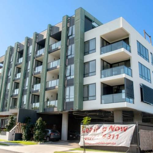 New Construction Apartment Painting Nundah Village Green (8)
