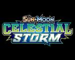 Pokemon Sun And Moon Celestial Storm logo