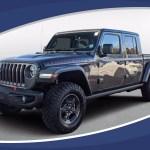 New 2021 Jeep Gladiator Rubicon North Carolina 1c6jjtbgxml536088