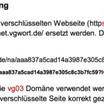 VG Wort Zählpixel und HTTPS/SSL – ein kurzer Leitfaden