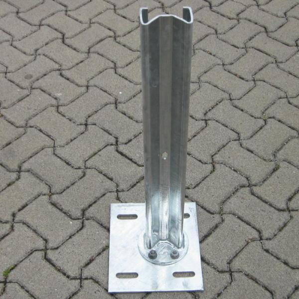 Sigma 100 pfosten 750 cm 2-holmig