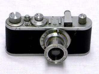 The grandfather of all 35 mm cameras and why we all shoot rectangular pictures: The Leica Standard, Model E