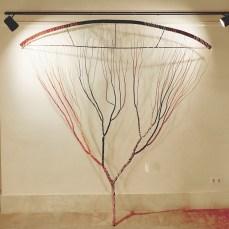 Cable telefònic i cèrcols de bóta de rebuig 20 x 240 x 250 cm