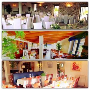 Salle pour repas de groupe – L'organisation de votre réception