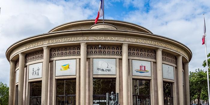 Image du siège du CESE