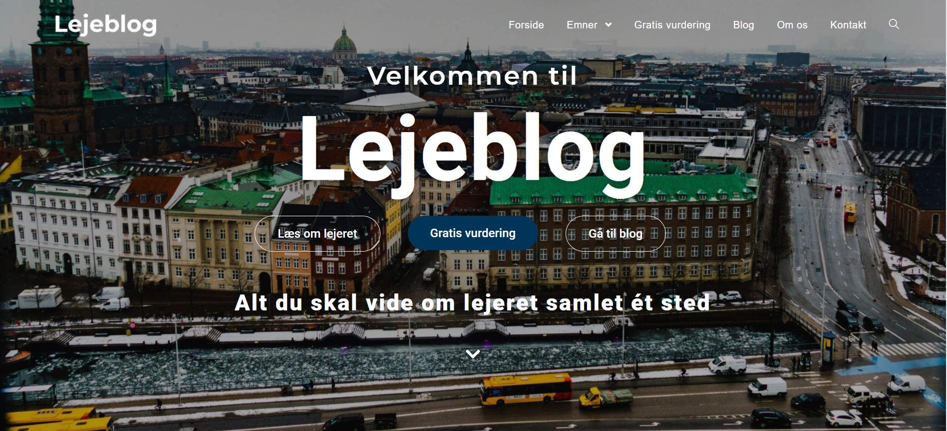 Lejeblog
