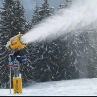 Les canons à neige : pour sauver les stations ?.