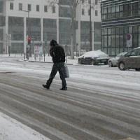 La neige devrait tomber cette nuit sur Lyon.