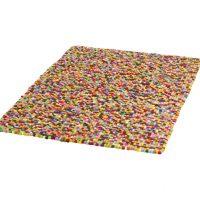 tapis multicolore but le journal de