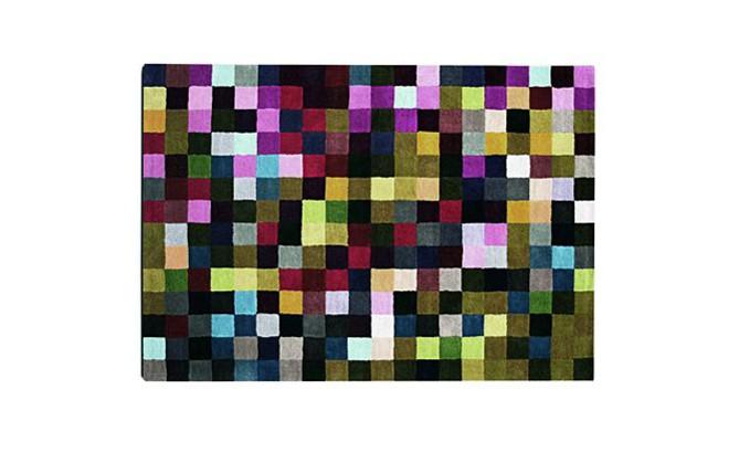 tapis multicolore bo concept le
