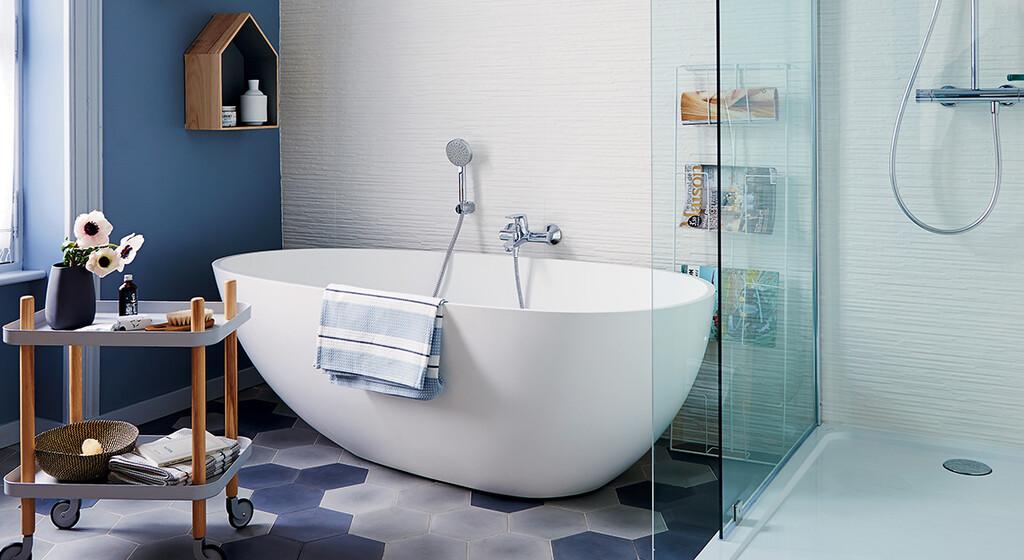 une salle de bains a l esprit bord de mer