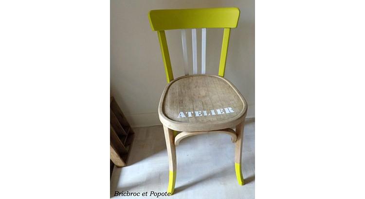 relooker ses vieilles chaises