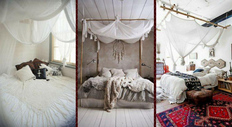 Ciel De Lit 22 Facons De L Adopter Dans Votre Chambre